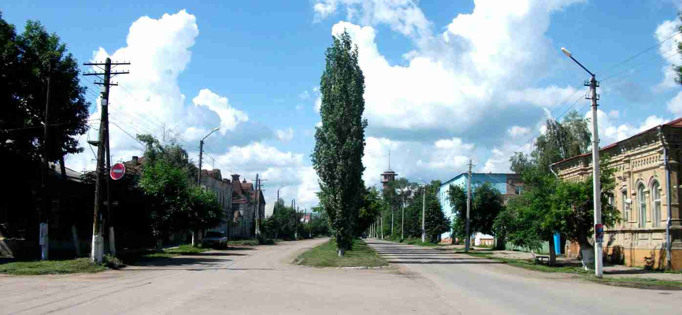 Грузоперевозки Москва - Хвалынск
