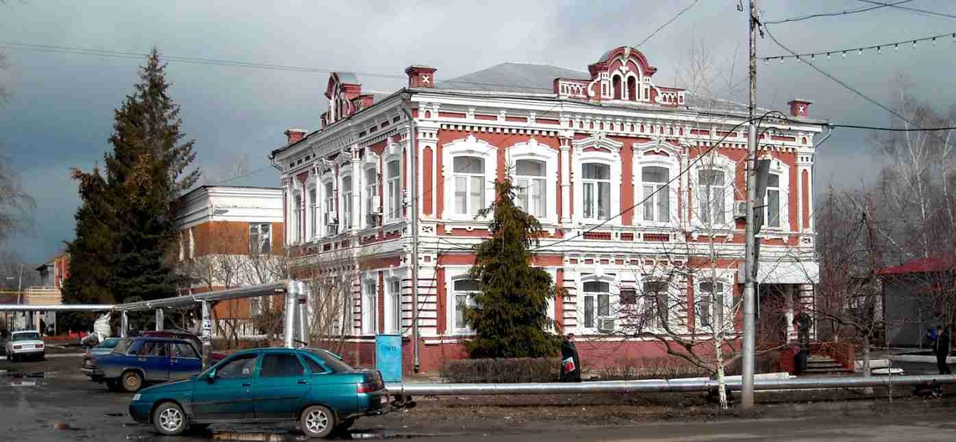 Грузоперевозки Москва - Калининск