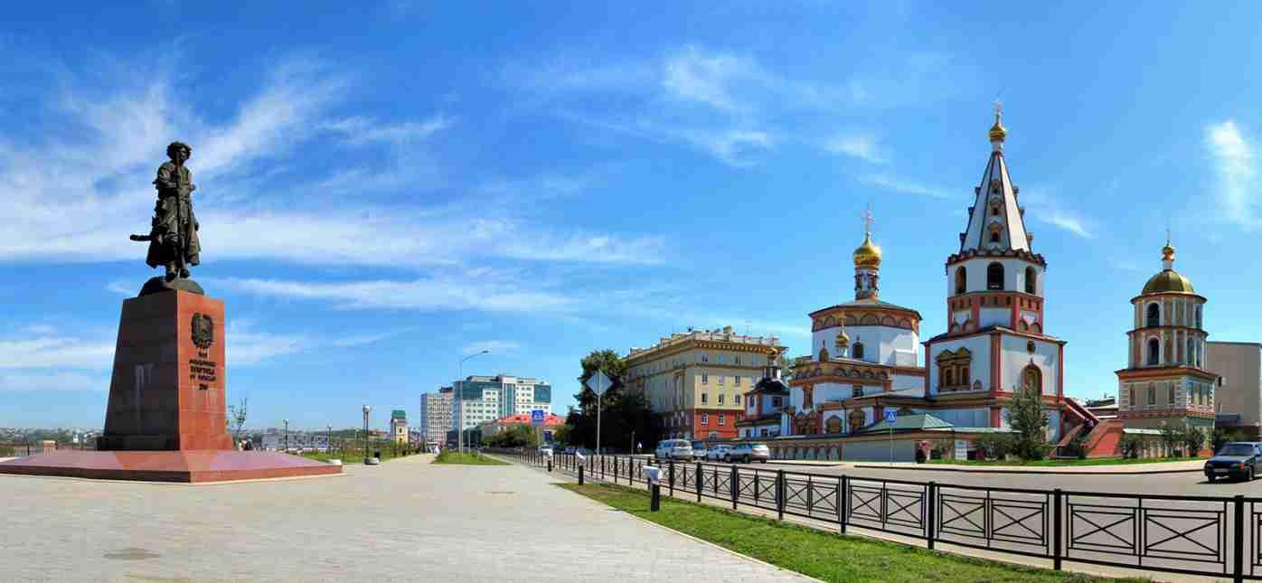 Грузоперевозки Москва - Иркутск