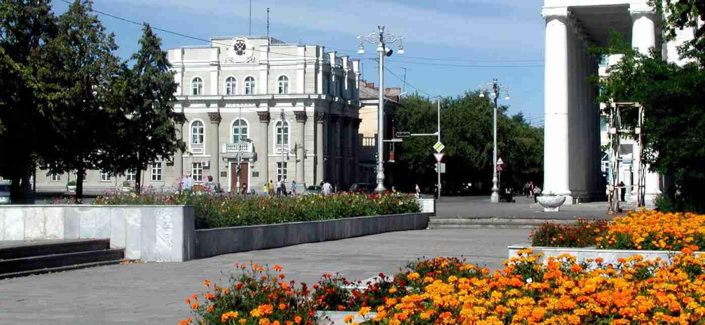 Грузоперевозки Москва - Курган
