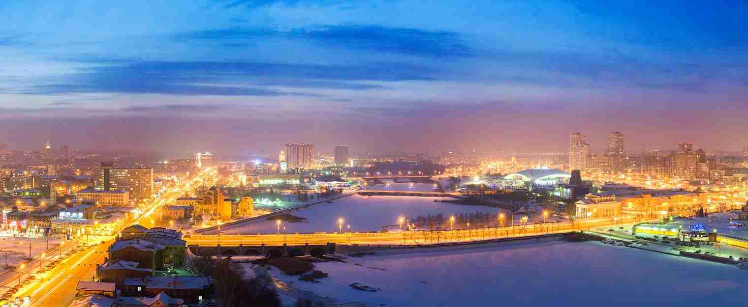 Грузоперевозки Москва - Челябинск