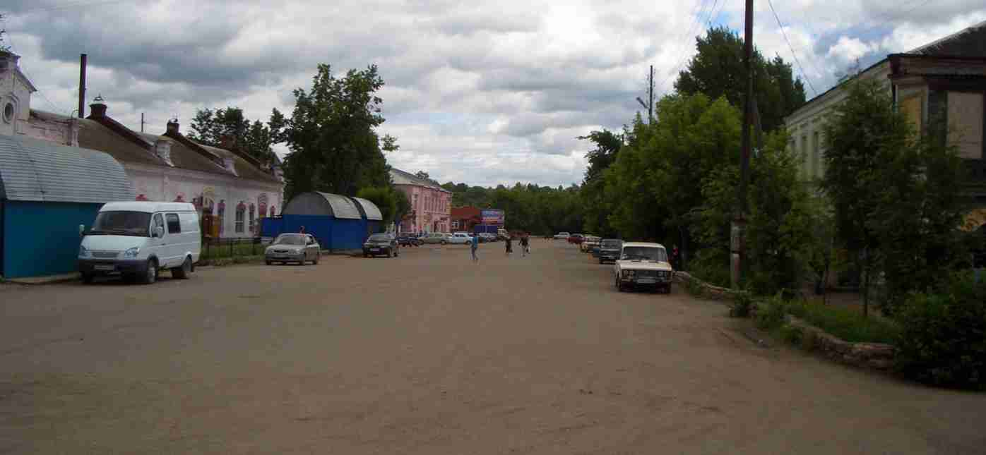 Грузоперевозки Москва - Малмыж