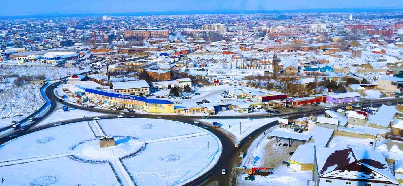 Грузоперевозки Москва - Хасавюрт