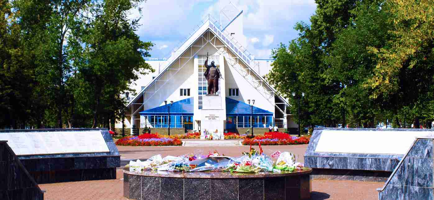 Грузоперевозки Москва - Нефтекамск