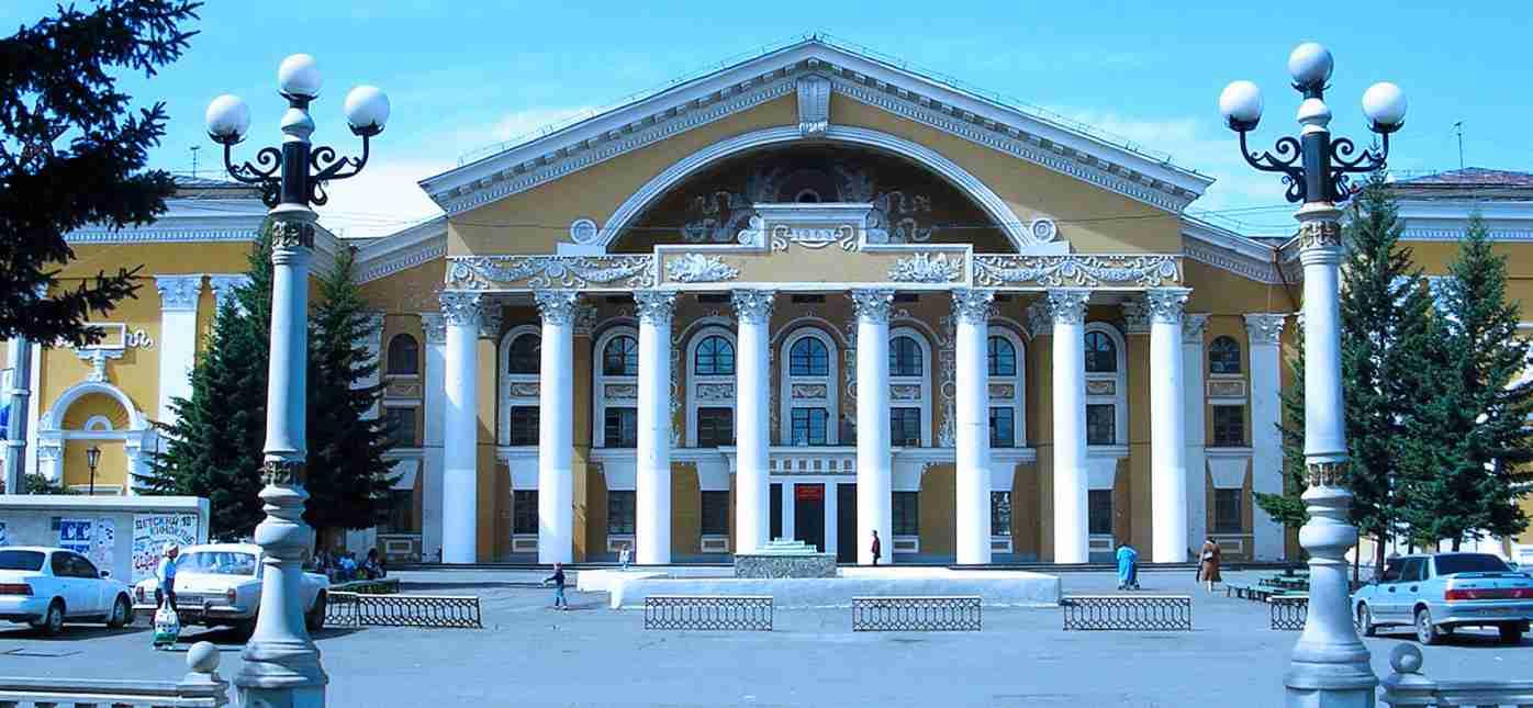 Грузоперевозки Москва - Бийск