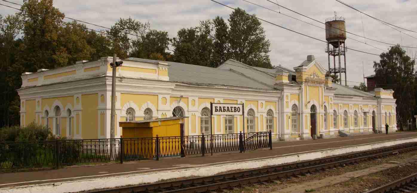 Грузоперевозки Москва - Бабаево