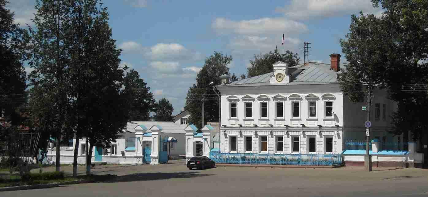 Грузоперевозки Москва - Кохма