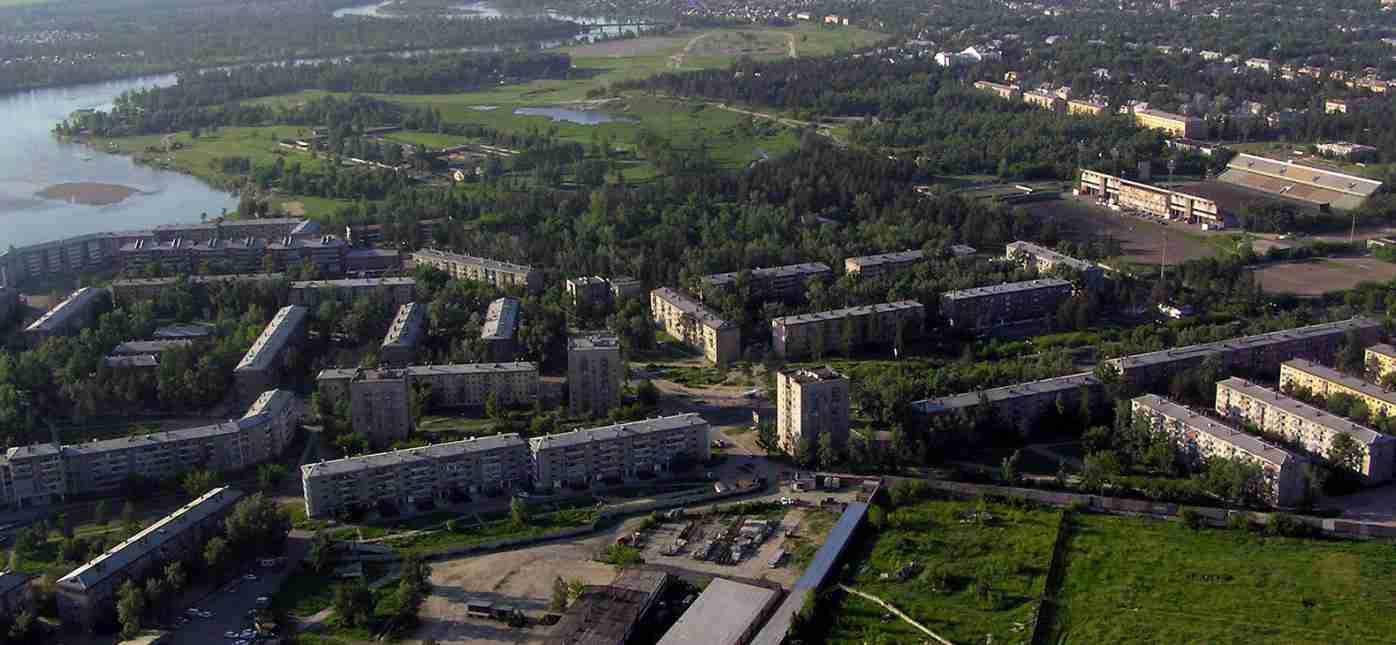 Грузоперевозки Москва - Ангарск