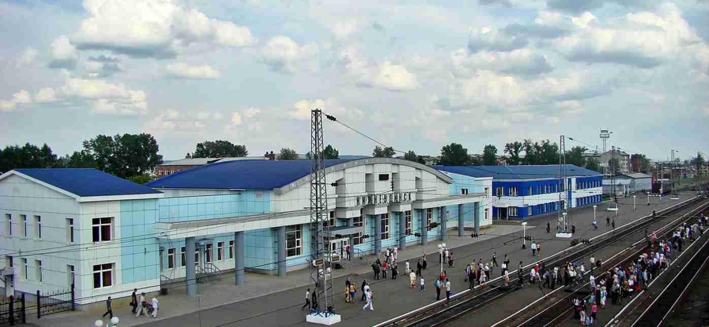 Грузоперевозки Москва - Нижнеудинск