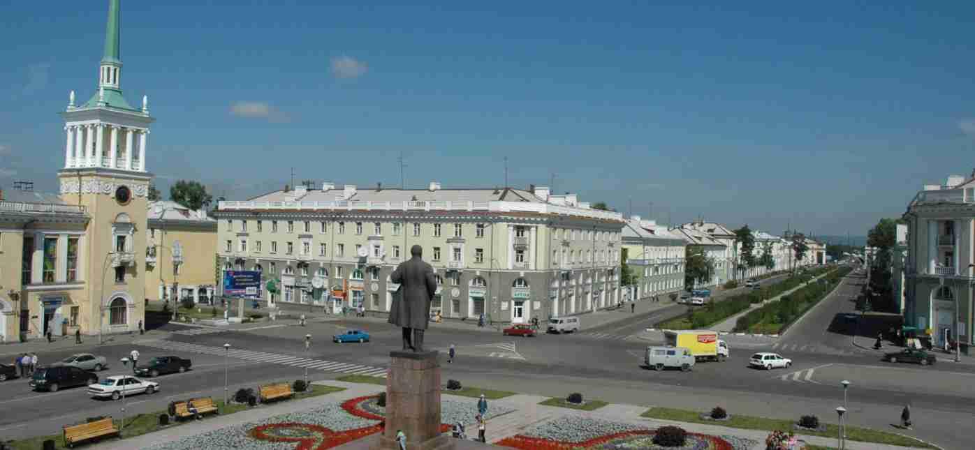 Грузоперевозки Москва - Шелехов
