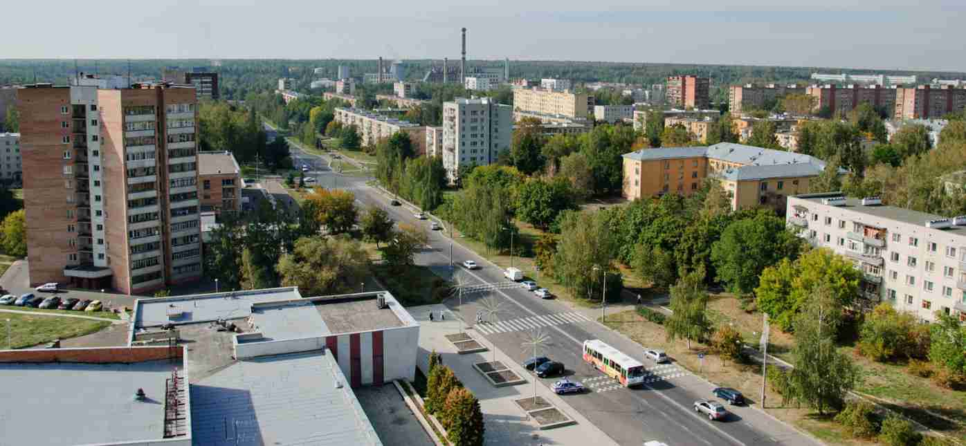 Грузоперевозки Москва - Саров