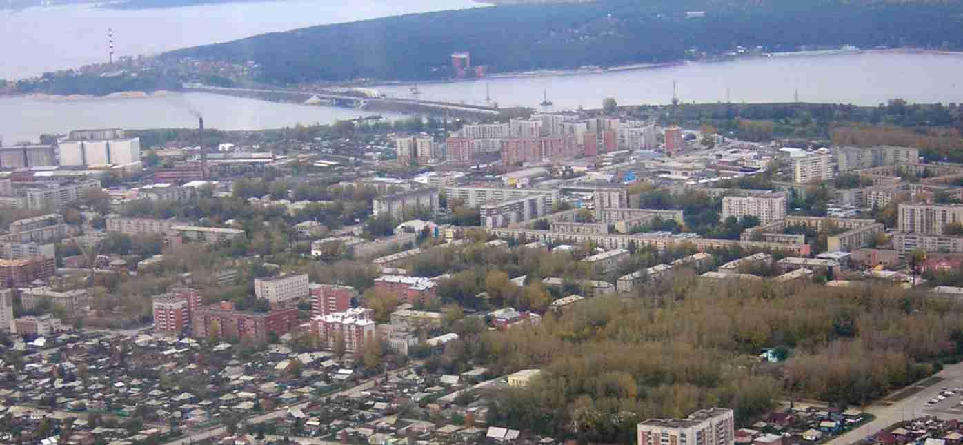 Грузоперевозки Москва - Бердск