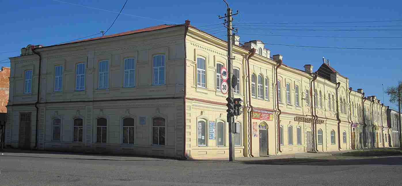 Грузоперевозки Москва - Куйбышев