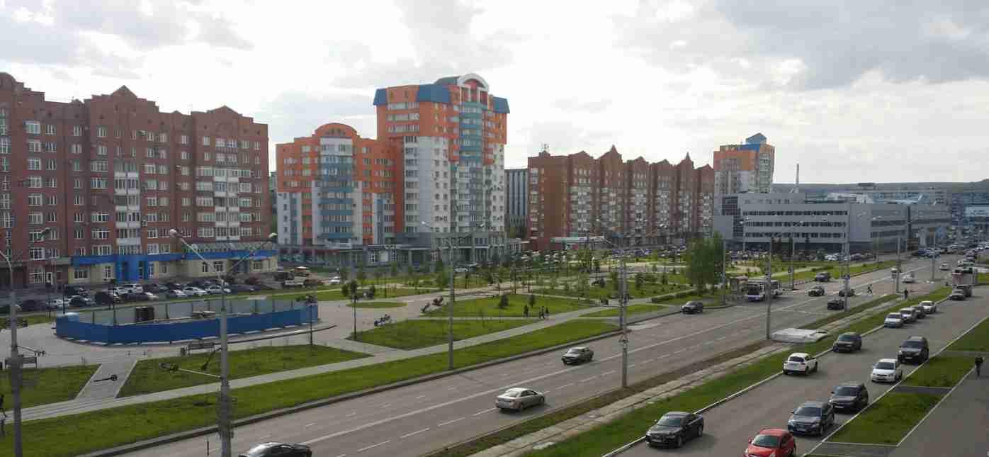 Грузоперевозки Москва - Ленинск-Кузнецкий