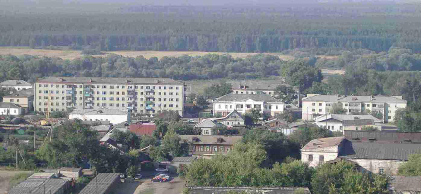 Грузоперевозки Москва - Катайск