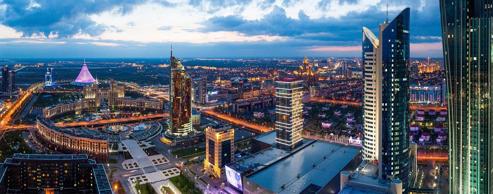 Грузоперевозки Москва - Казахстан